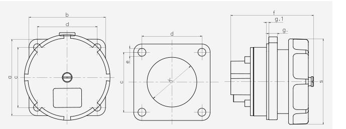 大电流插座设计